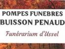 POMPES FUNEBRES BUISSON PENAUD